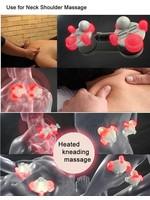 Cenocco Cenocco CC-9042 Beauty Massagekussen - Beige / Oranje