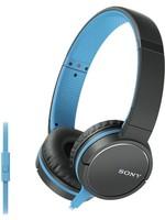 Sony Sony MDR-ZX660AP - On-ear koptelefoon - Blauw koopjeshoek