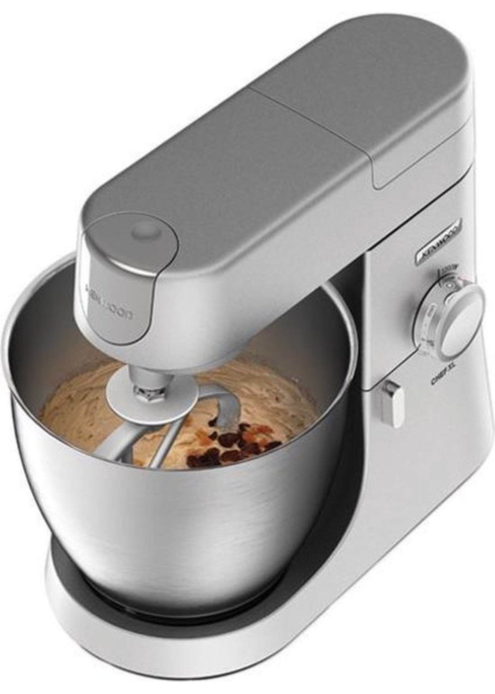 Kenwood Kenwood Chef XL KVL4100S - Keukenmachine - Zilver