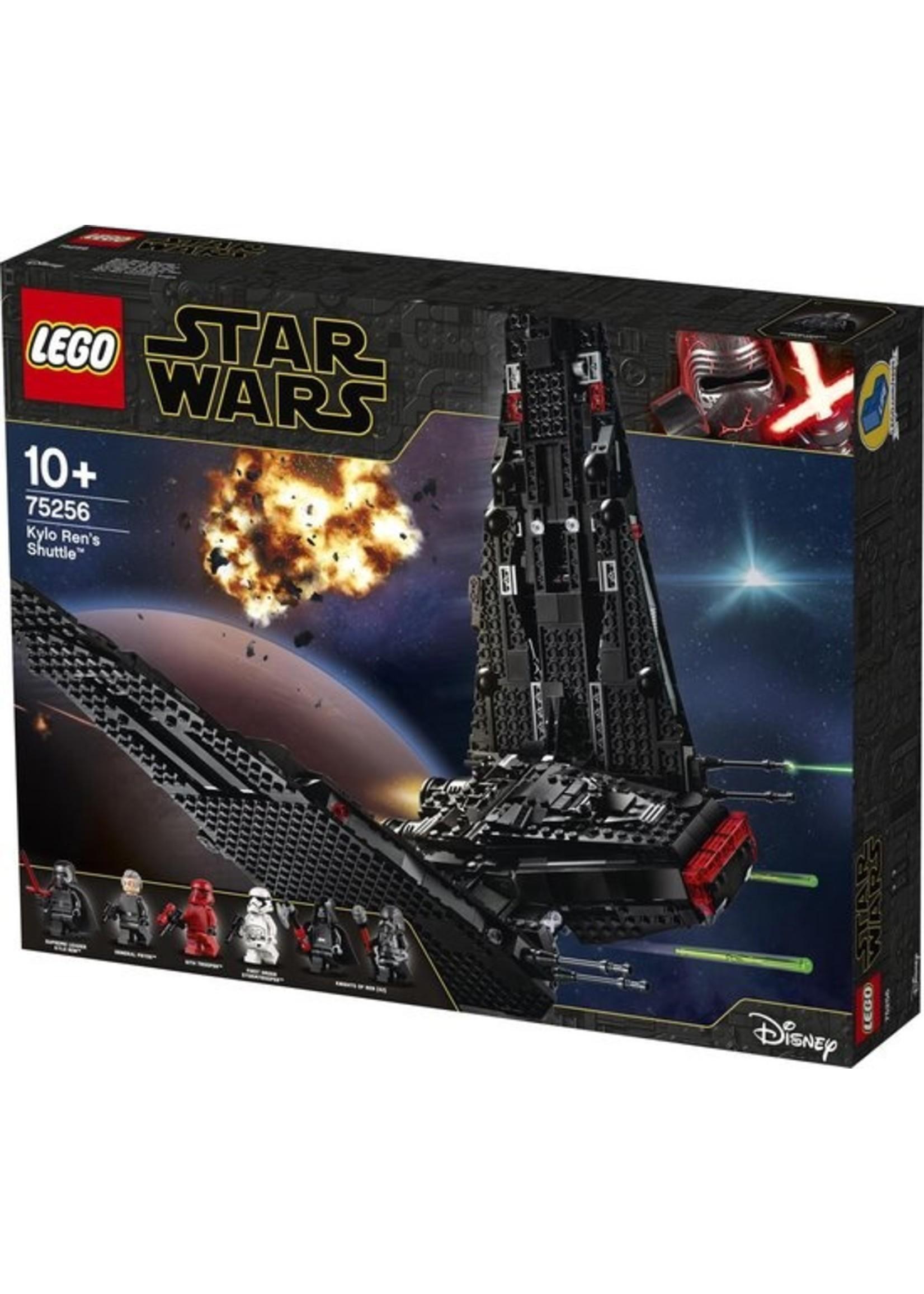 Lego LEGO Star Wars Kylo Ren's Shuttle - 75256