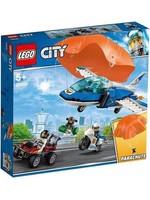 Lego LEGO City Luchtpolitie Parachute-arrestatie - 60208