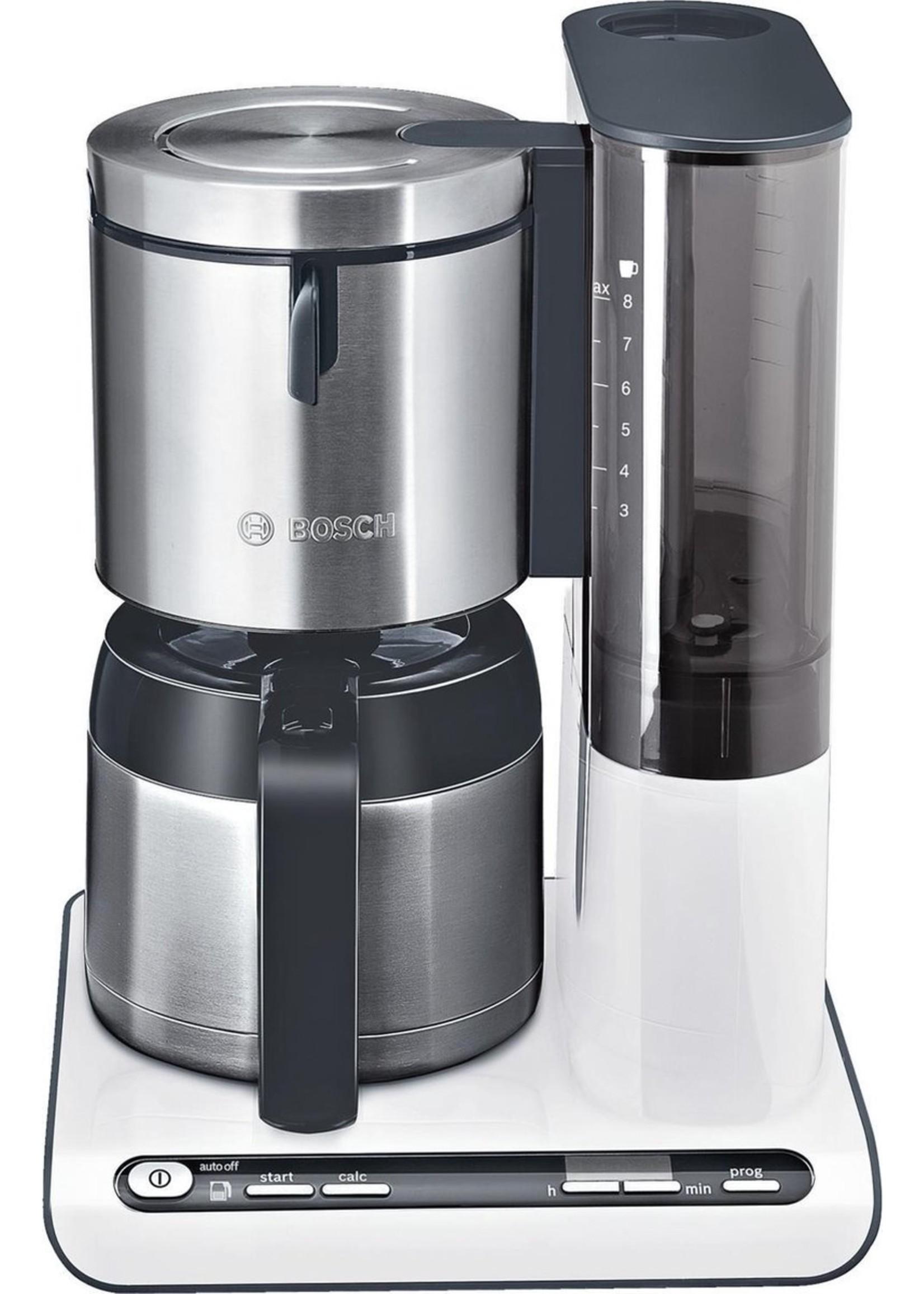 Bosch Bosch Styline TKA8651 - Koffiezetapparaat - Wit koopjeshoek