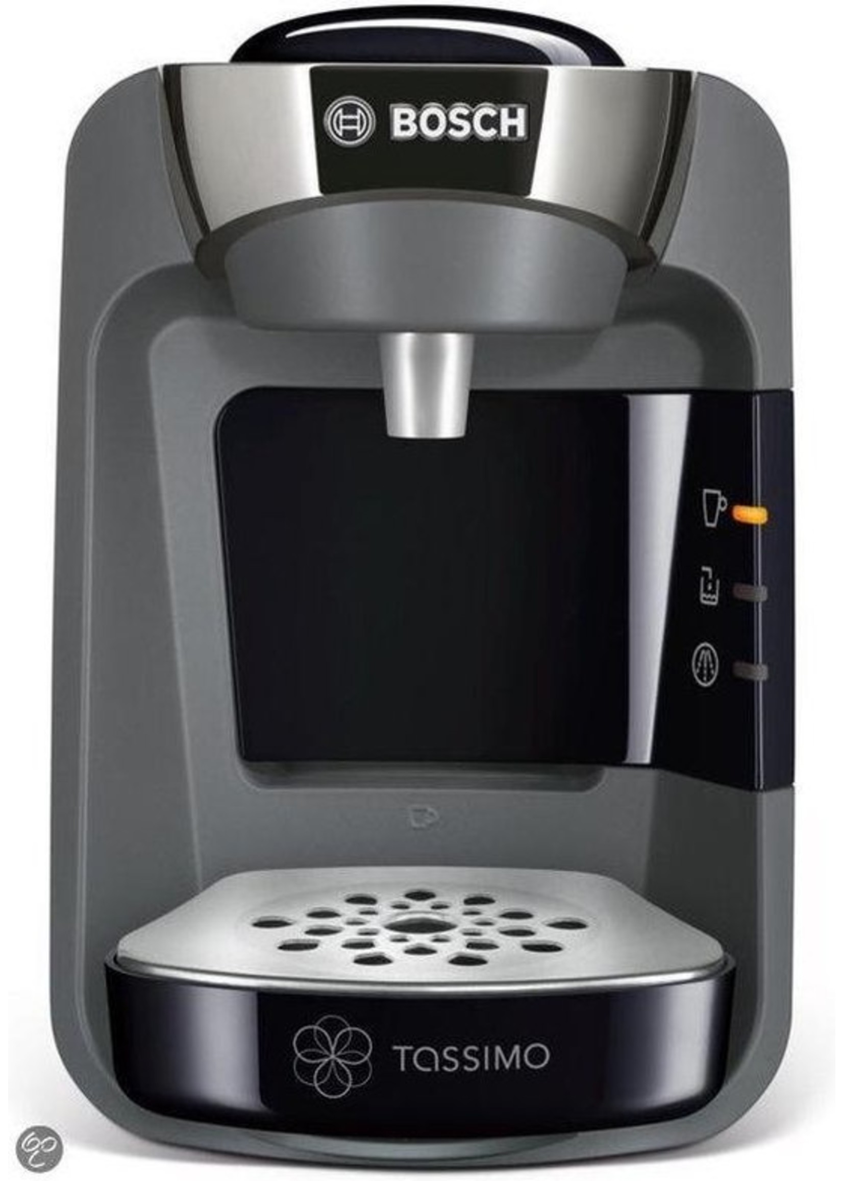 Bosch Bosch TAS3202 - Koffiepadmachine - Zwart koopjeshoek