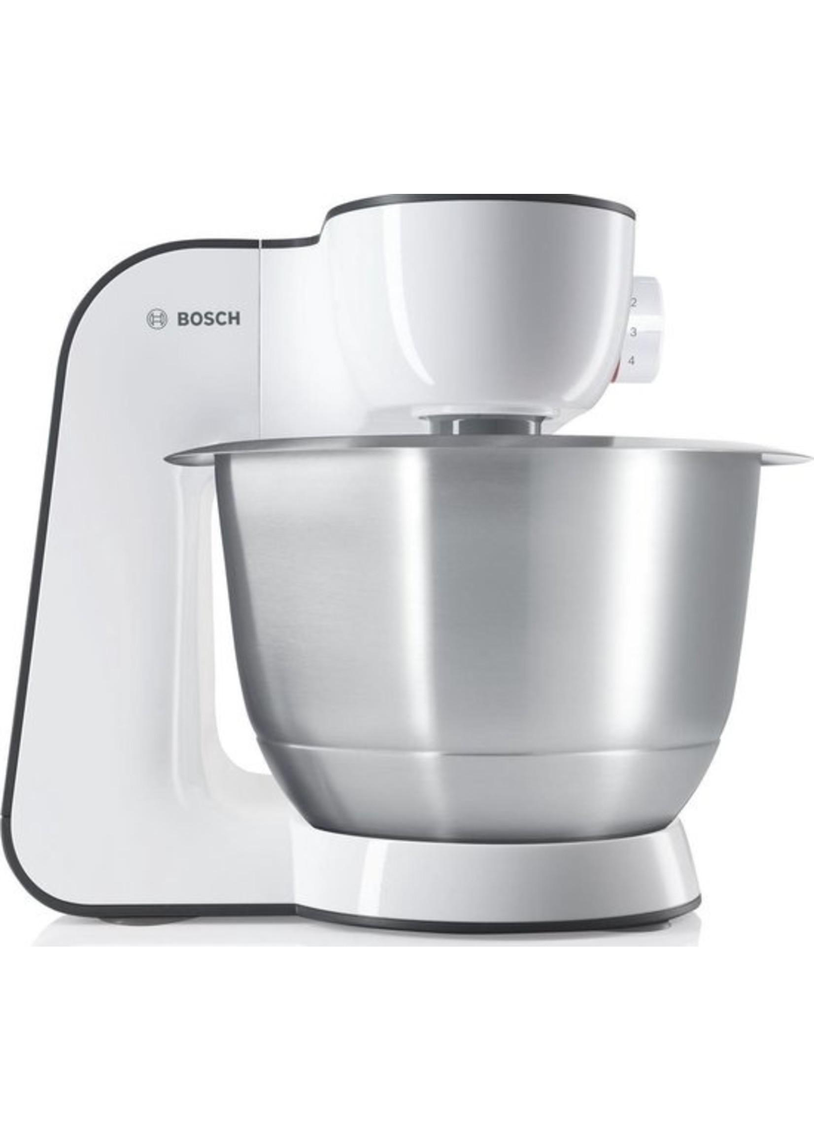 Bosch Bosch MUM5 StartLine MUM54A00-  Keukenmachine - Wit zwart koopjeshoek