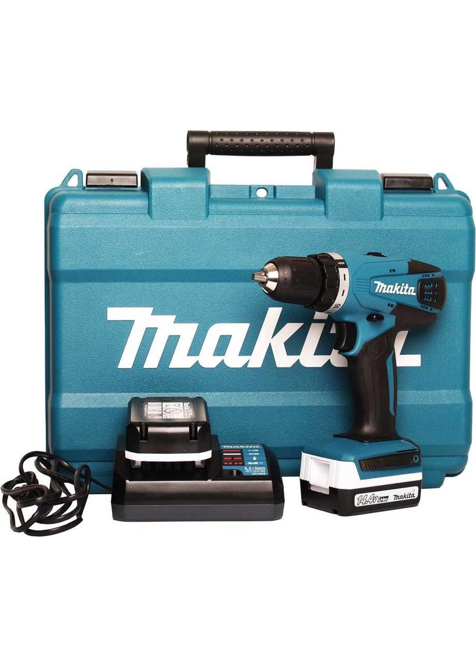Makita Makita 14,4 V Boor-/schroefmachine - DF347DWE