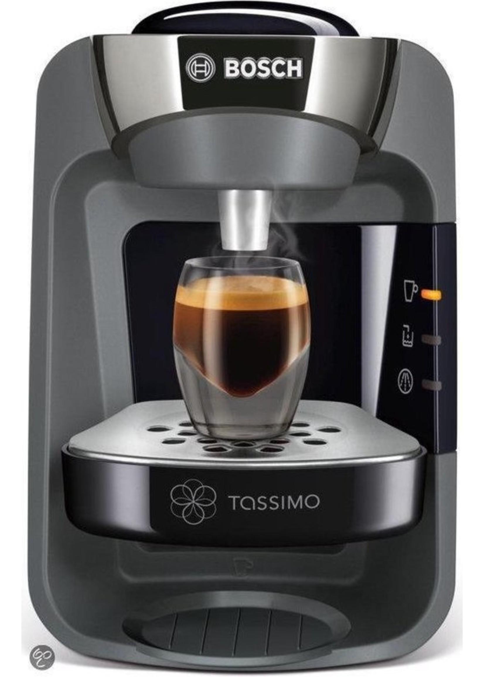 Bosch Bosch TAS3202 - Koffiepadmachine - Zwart