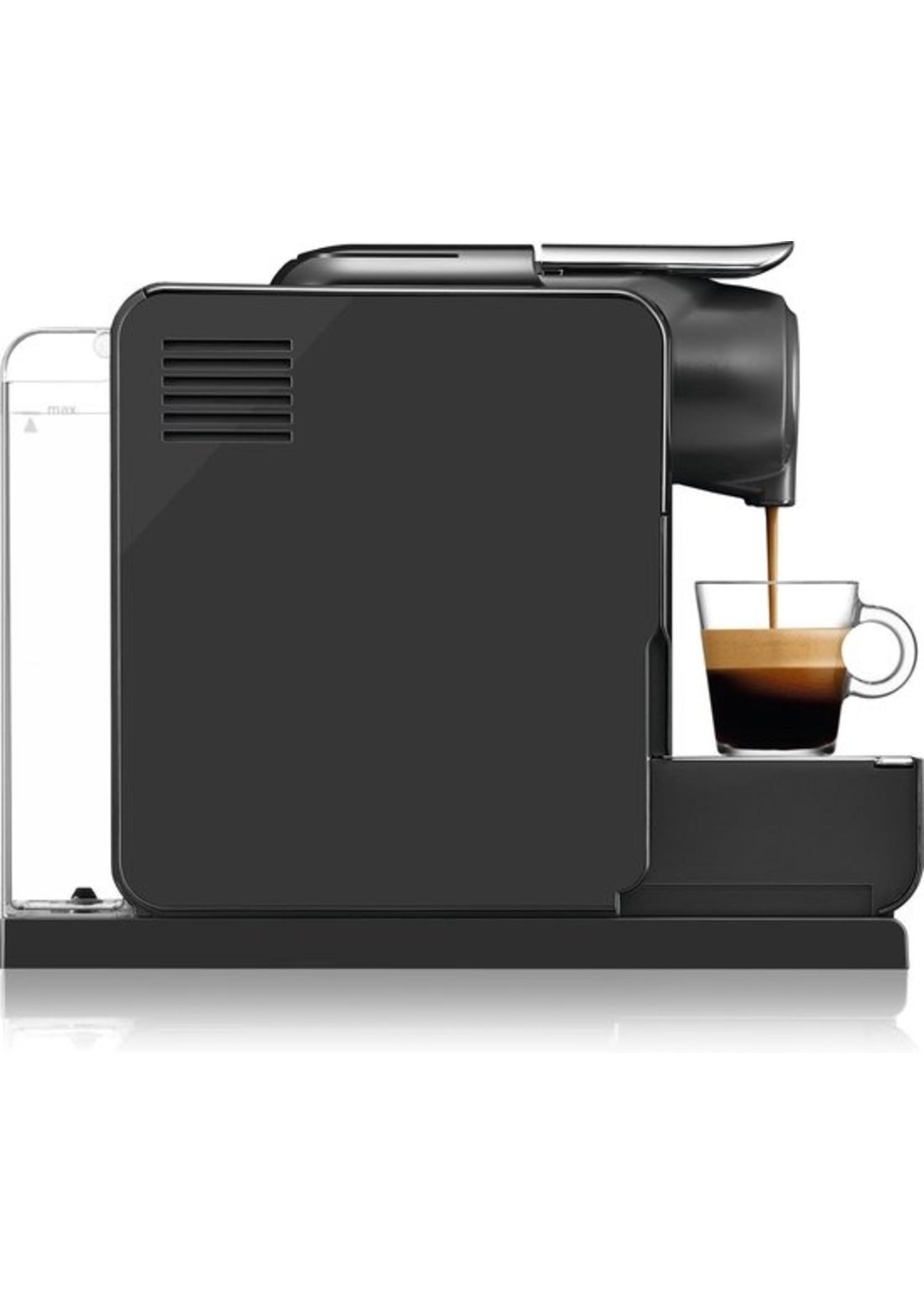 DeLonghi Nespresso De'Longhi Lattissima Touch EN560.B - Koffiecupmachine - Antraciet