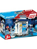 Playmobil PLAYMOBIL City Action Starterpack Politie - 70498