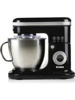 Domo Domo DO1023KR - Keukenmachine - 6L - Zwart