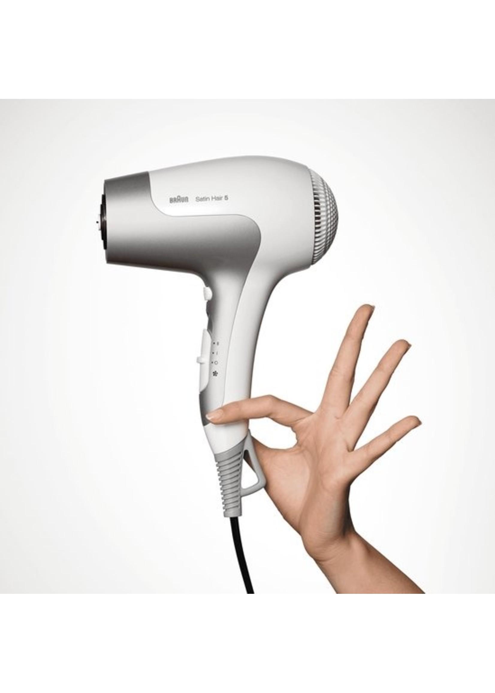 Braun Braun Satin Hair 5 HD580 Power Perfection - Föhn koopjeshoek
