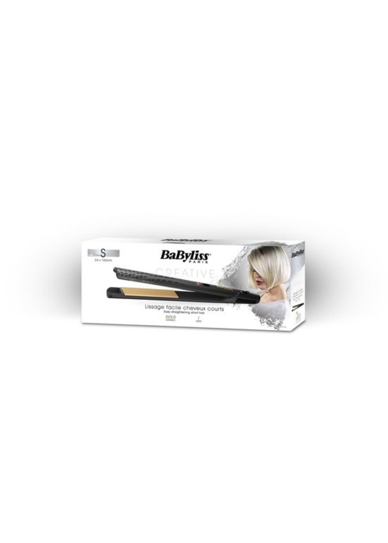 BaByliss BaByliss Creative Gold ST410E - Stijltang - Goud koopjeshoek
