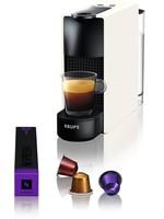 krups Krups Nespresso Essenza Mini XN1101 - Koffiecupmachine - Wit koopjeshoek