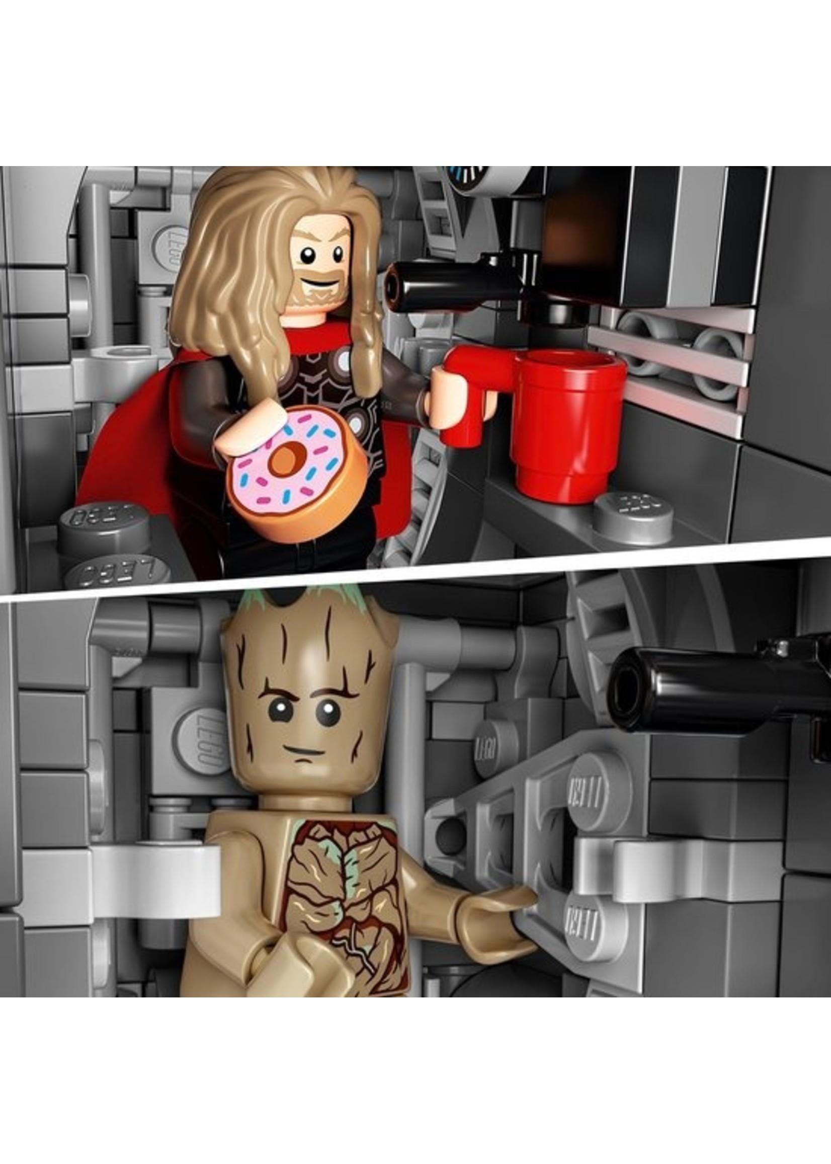 Lego LEGO Marvel Het Schip van de Guardians - 76193