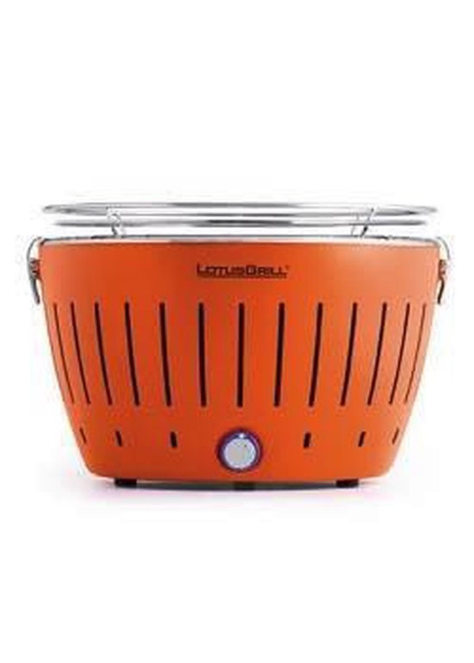 LotusGrill LotusGrill Classic Tafelbarbecue - Ø350 mm - Oranje