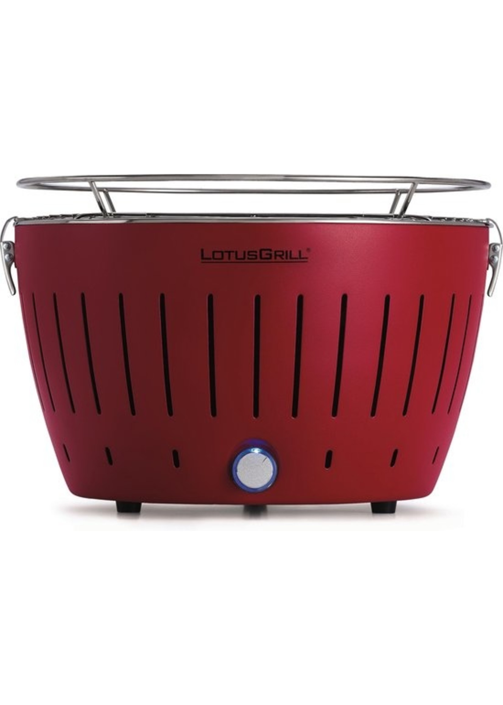 LotusGrill LotusGrill Classic Hybrid Tafelbarbecue - �0mm - Rood