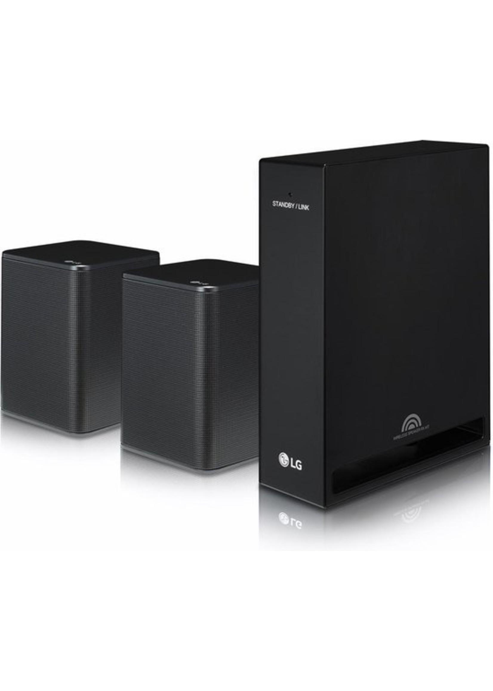 LG LG SPK8 luidspreker set 2.0 kanalen 140 W Zwart
