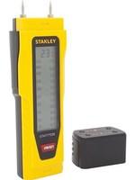 Stanley STANLEY 0-77-030 Vochtmeter - meten van bouwvochtigheid en houtvochtigheid koopjeshoek