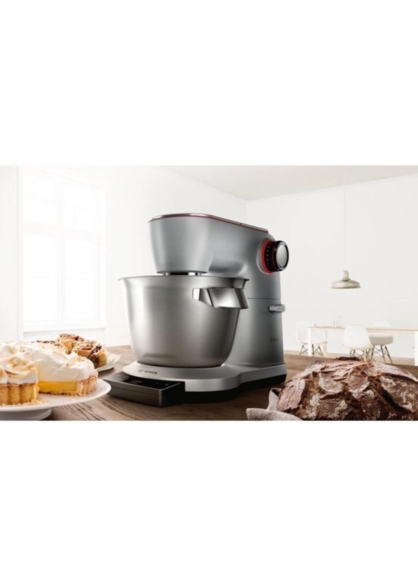 Bosch Bosch Optimum MUM9AX5S00 - Keukenmachine - Zilver koopjeshoek