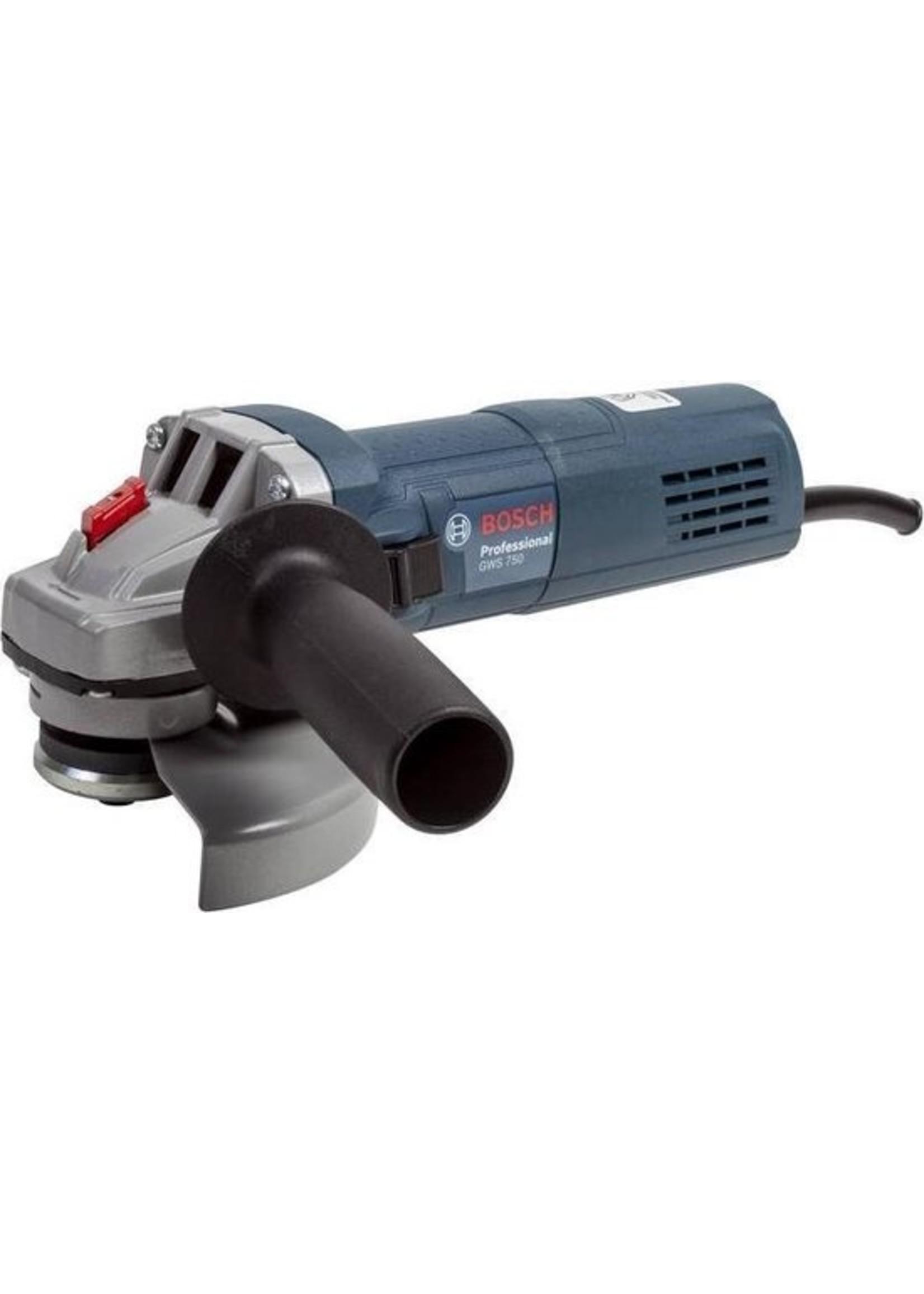 Bosch Bosch Professional Haakse slijper GWS750 750 Watt