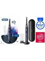 Oral-B iO 8n - Elektrische Tandenborstel - met revolutionaire magnetische technologie Powered By Braun - Zwart
