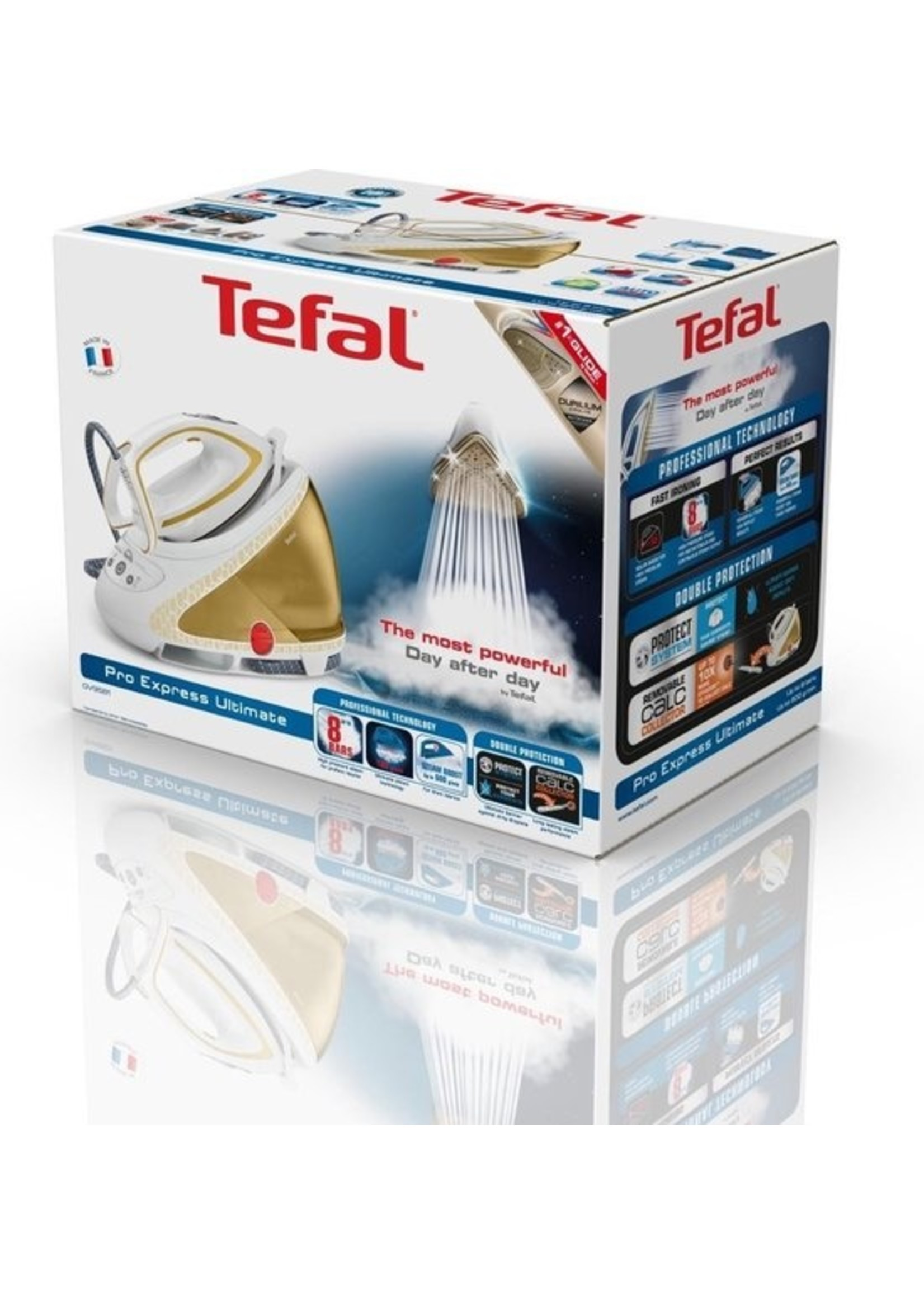 Tefal Tefal GV9581E0 - Stoomgenerator koopjeshoek