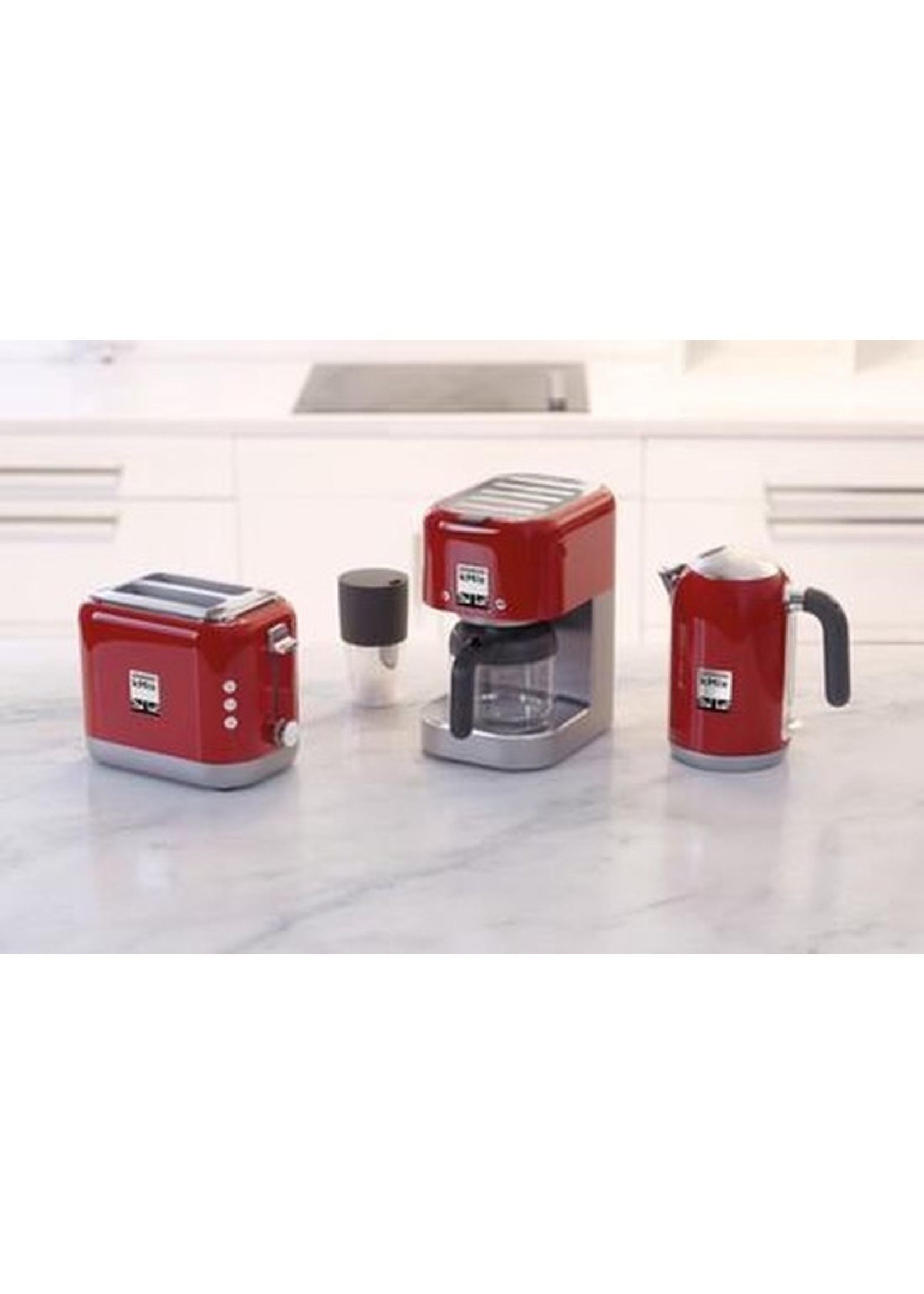 Kenwood Kenwood kMix COX750RD Koffiezetapparaat - Rood