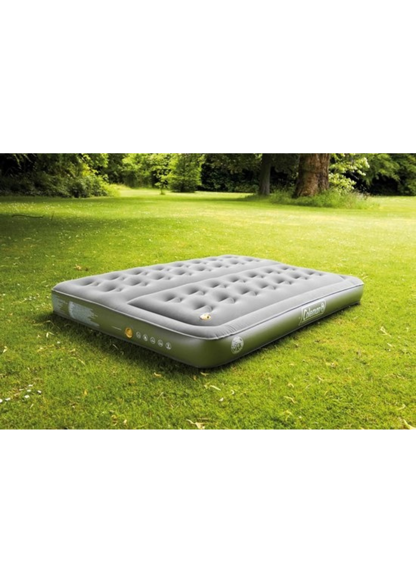 Coleman Coleman Maxi Comfort Double Luchtbed - 2-Persoons - 198 x 137 x 22 cm