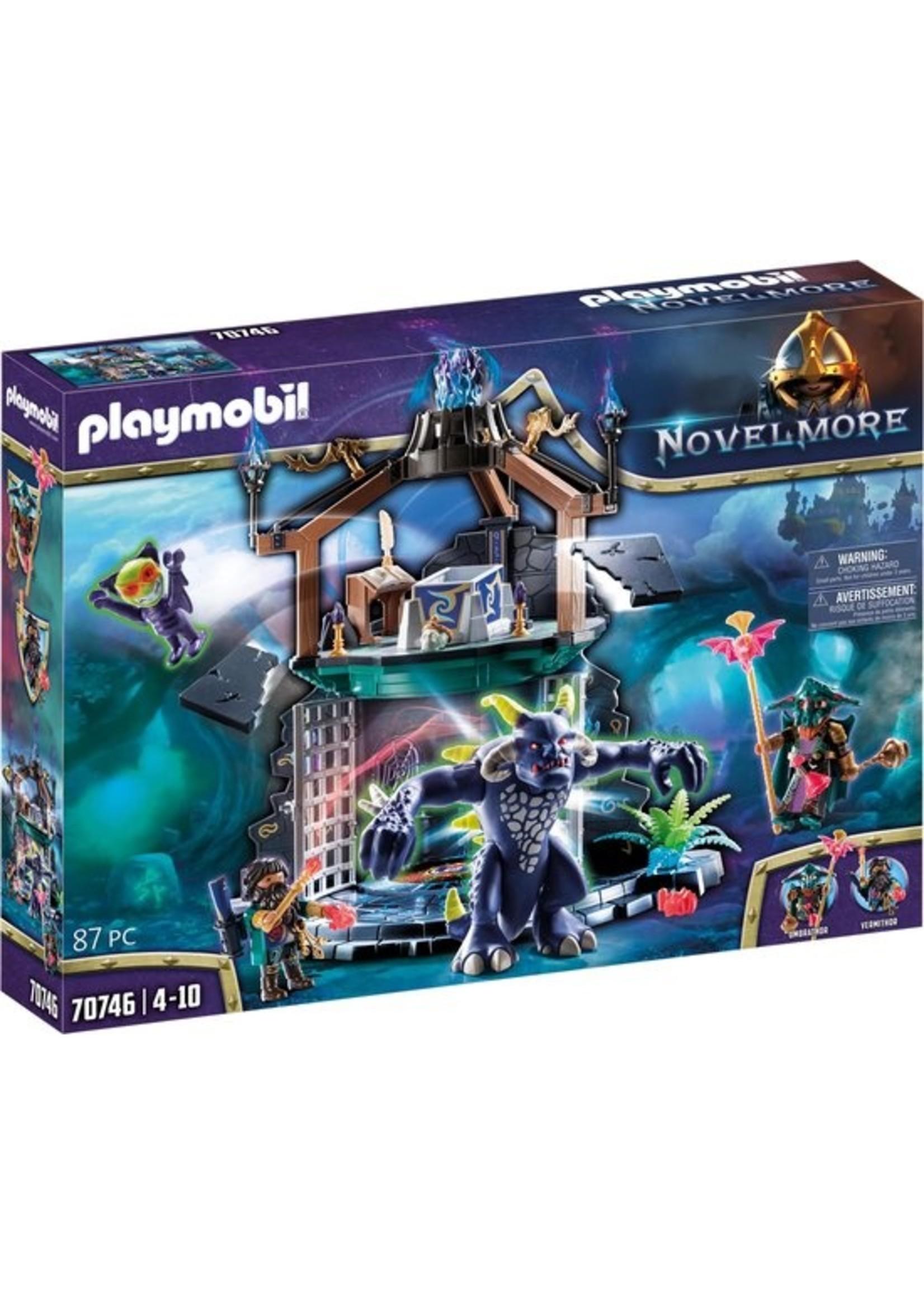 Playmobil PLAYMOBIL Novelmore Violet Vale - Demonenportaal - 70746