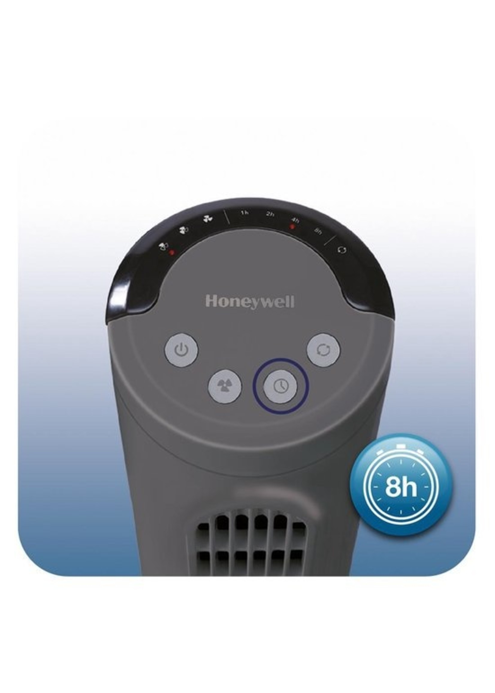 Honeywell Honeywell HYF1101E4 - Ventilator - Grijs