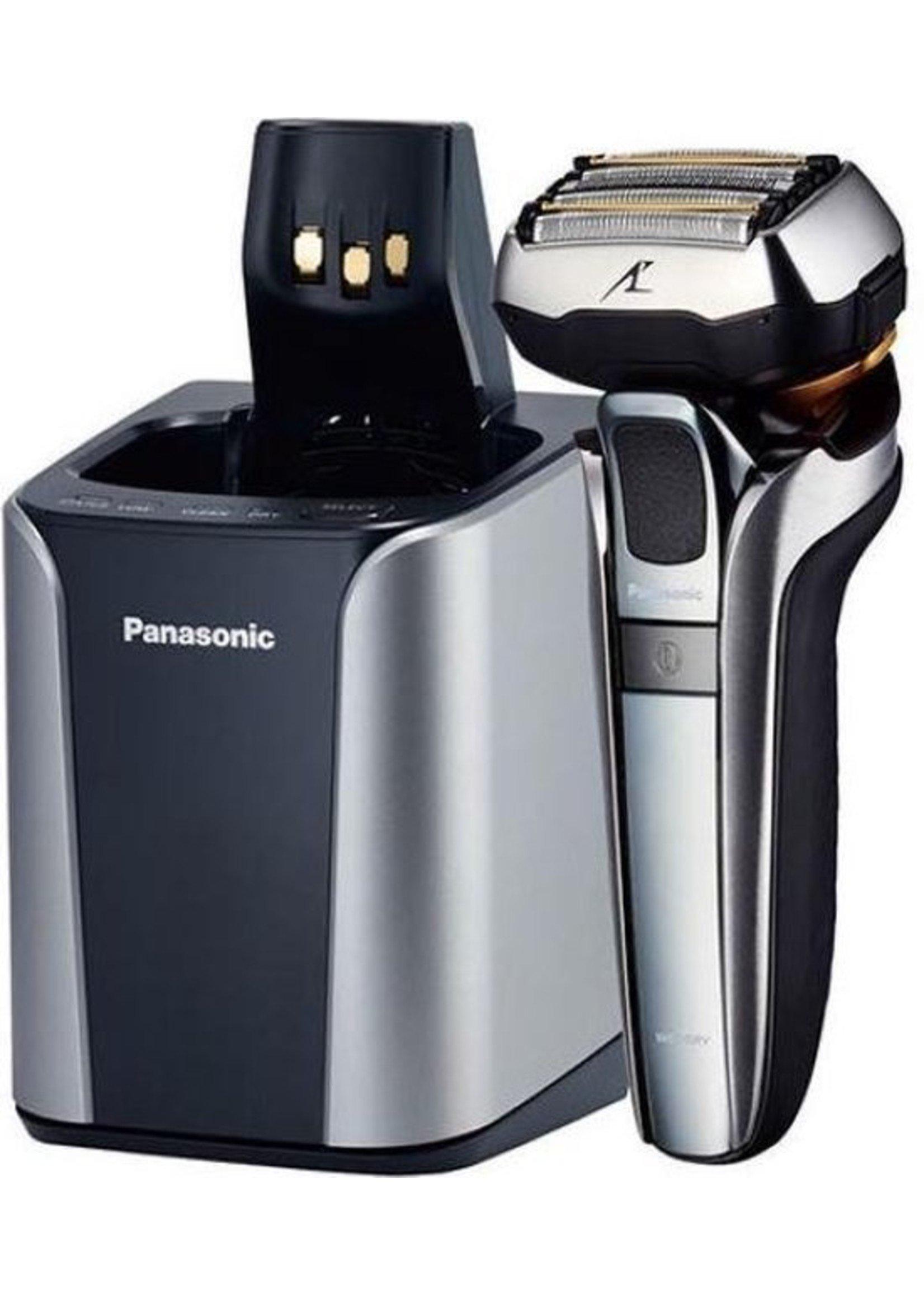Panasonic Panasonic ES-LV9Q-S803 scheerapparaat Scheerapparaat met scheerblad Zwart, Zilver
