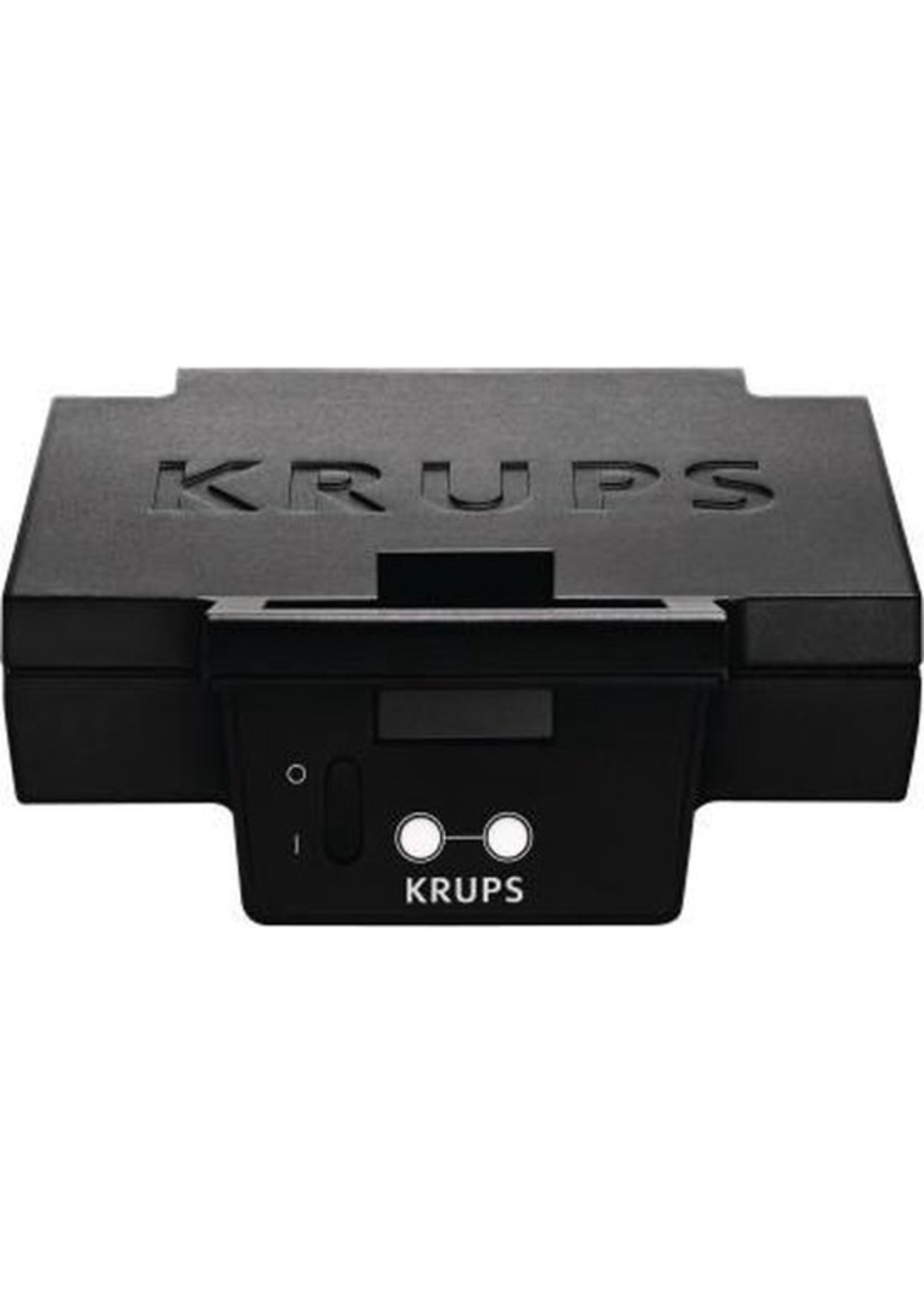 Krups Krups FDK451 - Tosti ijzer - Zwart