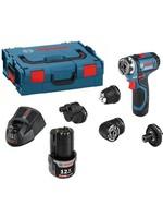 Bosch Bosch Professional GSR 12V-15 FC Accuboormachine - 12V - Met 2x 2,0 Ah Accu's