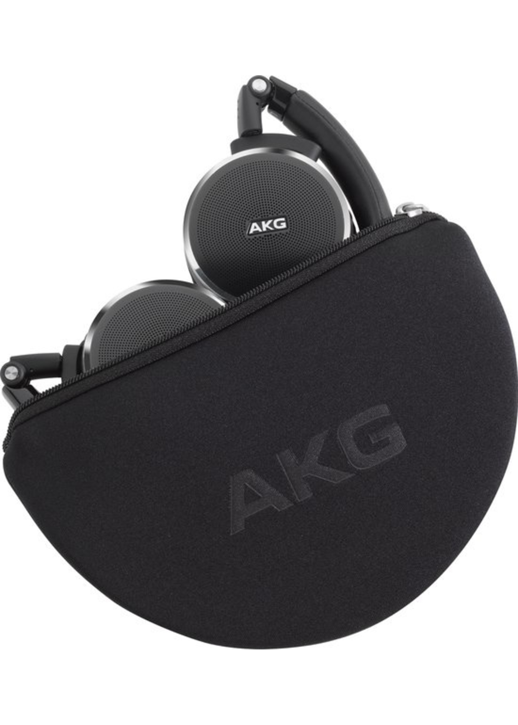 AKG AKG N60NC - BT - On-Ear ANC Noise Cancelling Wireless Headphone - Zwart