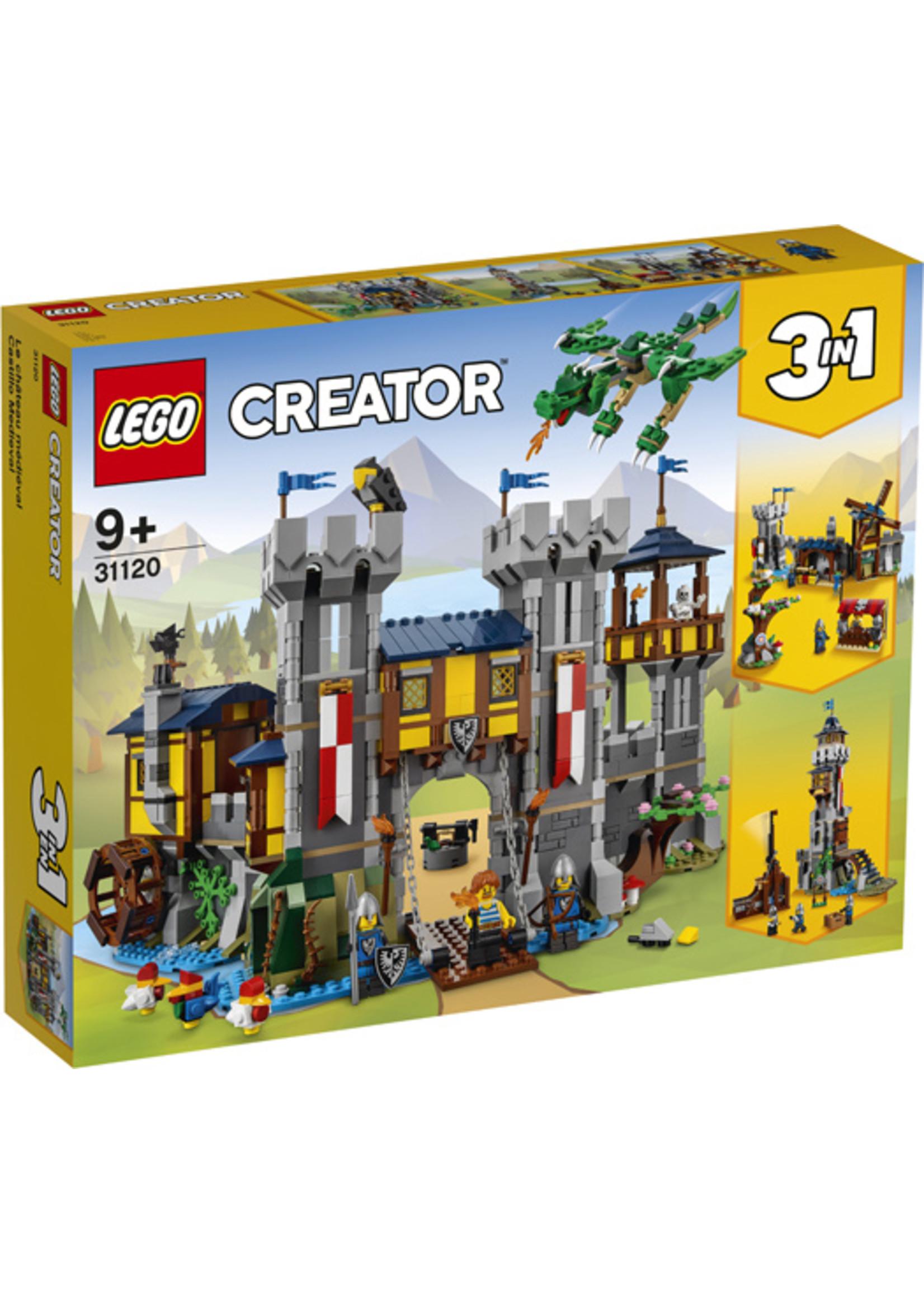 Lego LEGO Creator Middeleeuws Kasteel - 31120