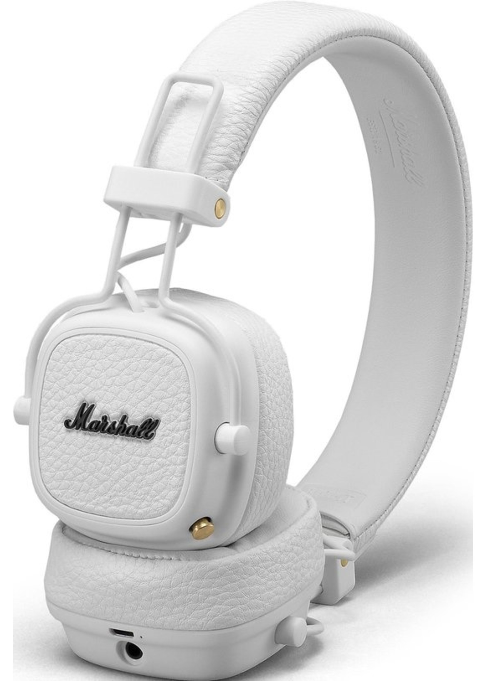 Marshall Marshall Major III Bluetooth - On-ear Koptelefoon - Wit