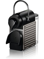 Krups Krups Nespresso Pixie XN304T - Koffiecupmachine - Titanium