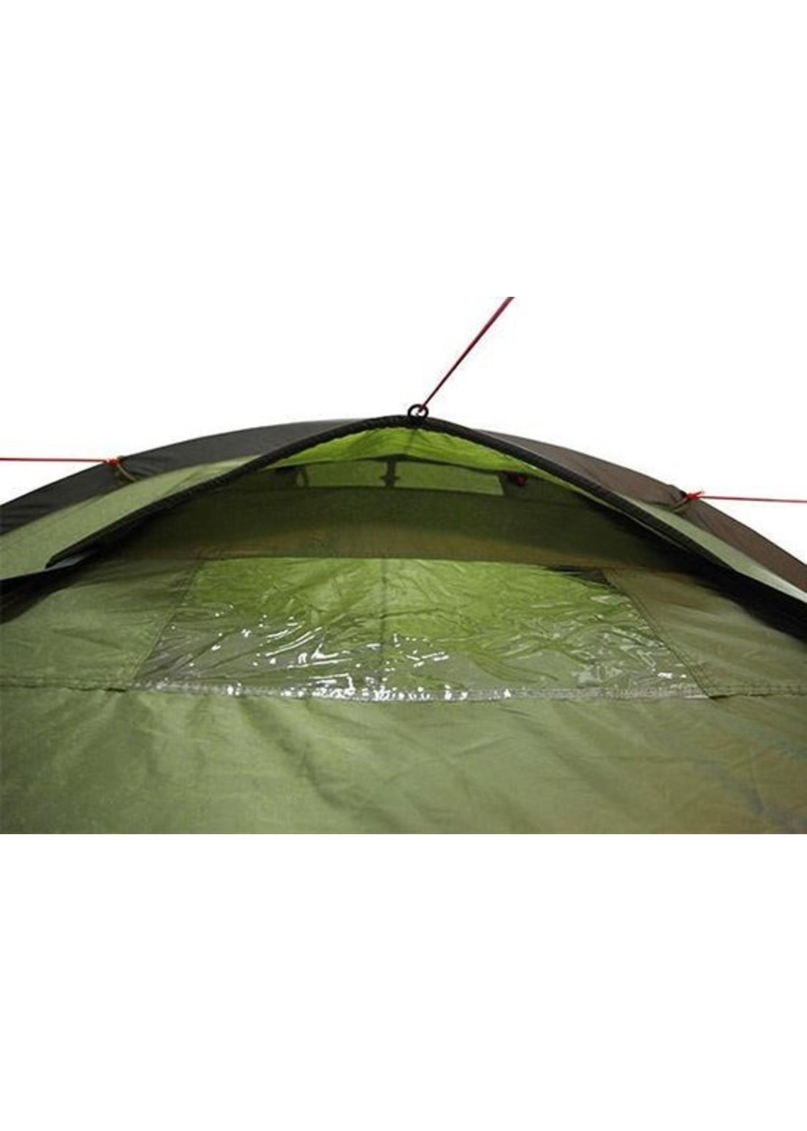High Peak High Peak Kite 2 Tunneltent - Groen - 2 Persoons koopjeshoek