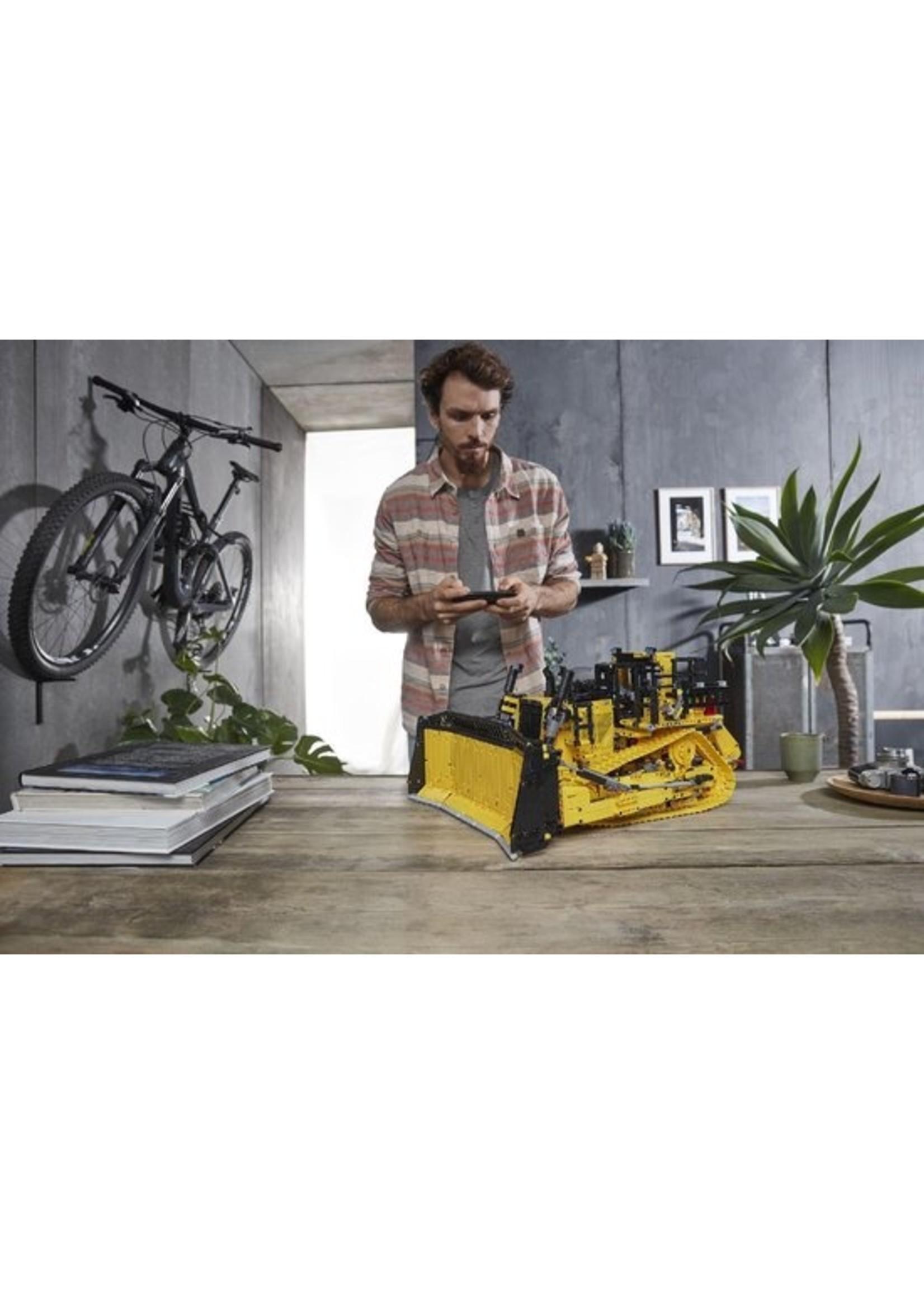 Lego LEGO Technic Cat D11 Buldozer met app-besturing - 42131