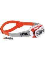 Petzl Swift RL Hoofdlamp - Oranje - 900 lumen