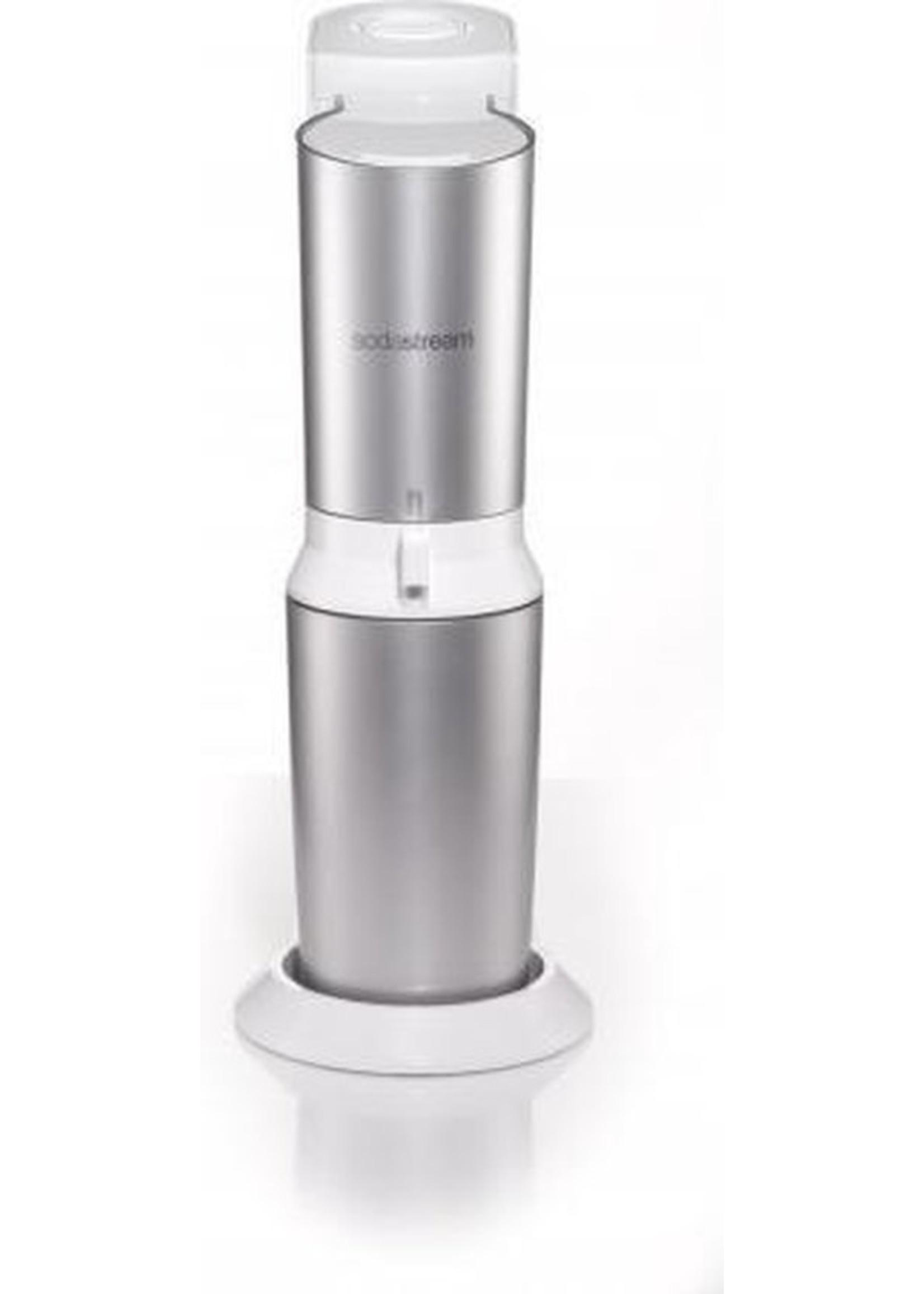 SodaStream SodaStream Crystal Megapack - Wit - Met gascilinder en 2 karaffen