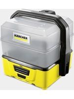 Kärcher Kärcher OC 3 Plus hogedrukreiniger Compact Batterij/Accu 120 L/u Zwart, Geel