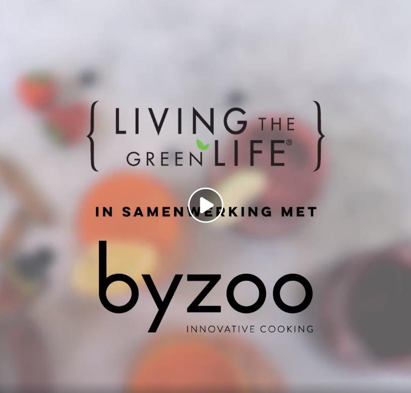 Recept: Een heerlijk sapje gemaakt met de Byzoo slowjuicer