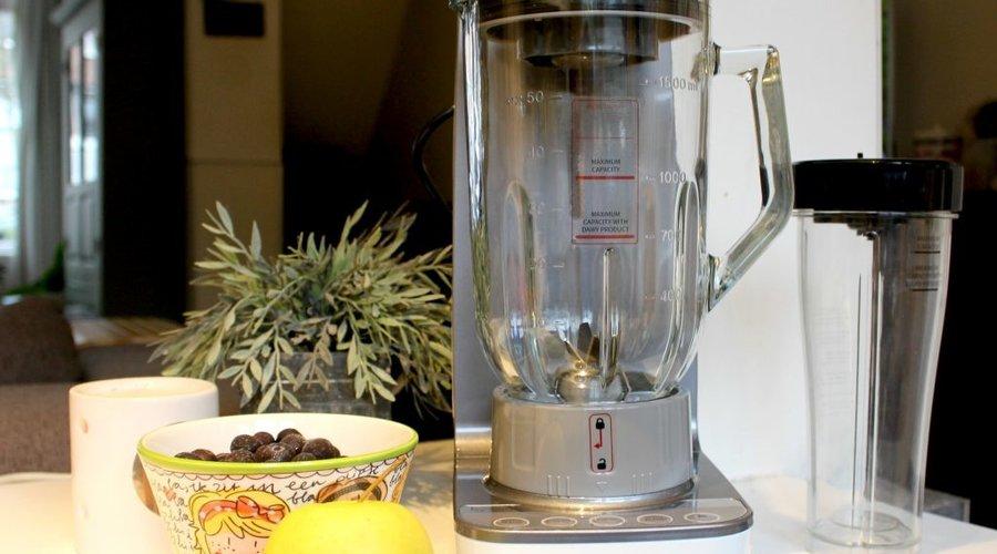Recept: Smoothies maken met de Vacuümblender van Byzoo