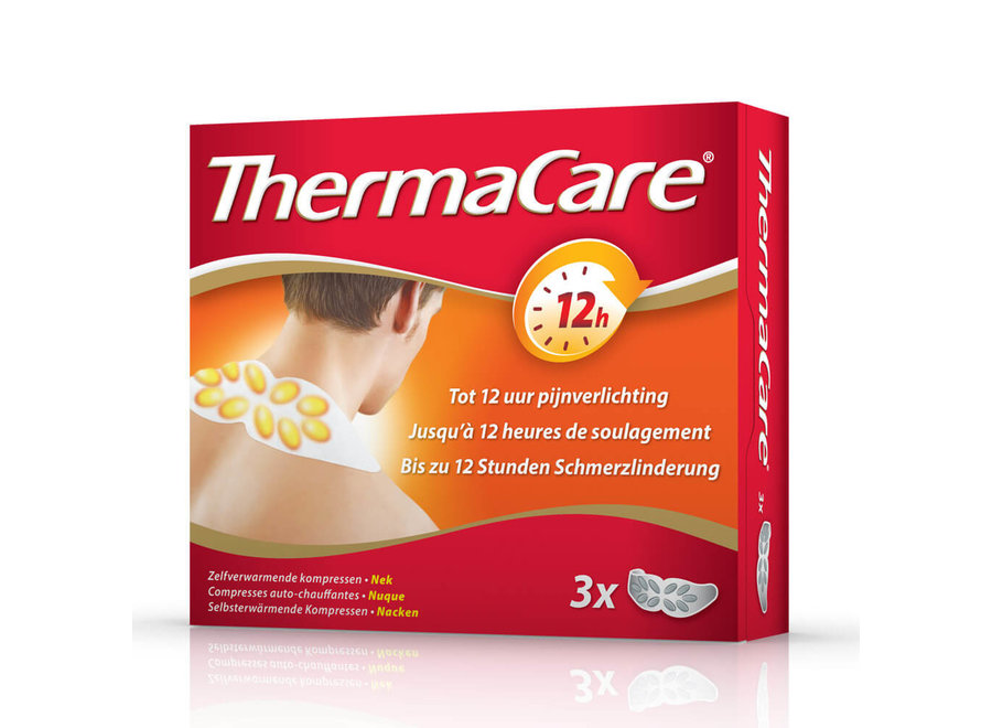 Thermacare Patch Nuque Tournez
