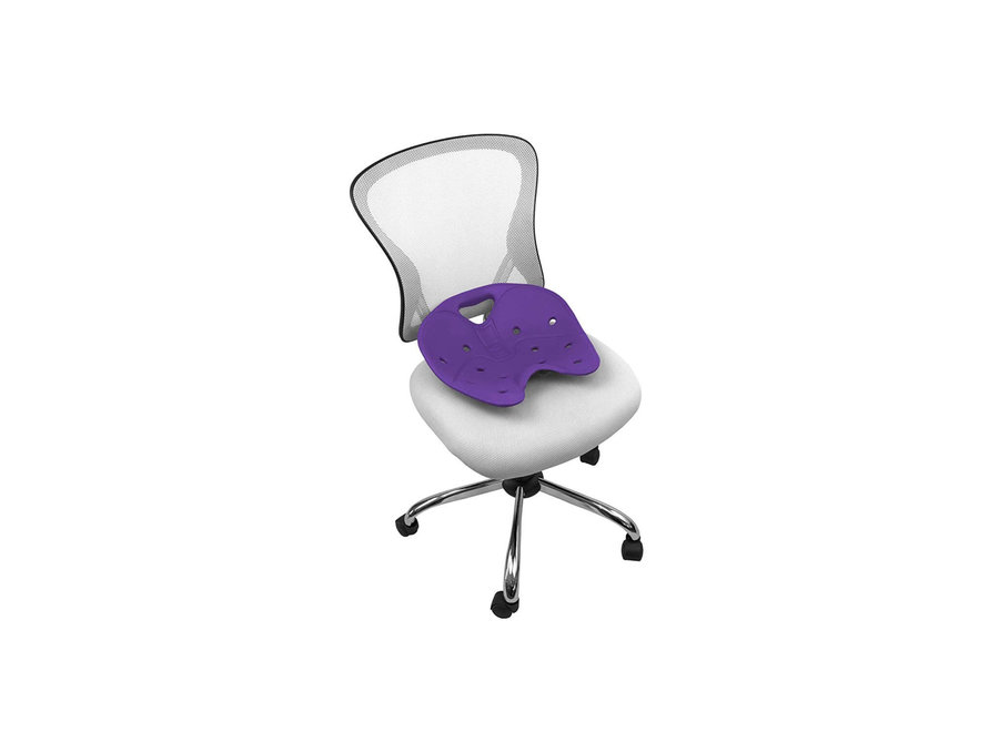 Backjoy Sitsmart Core Violet Back Unterstützung