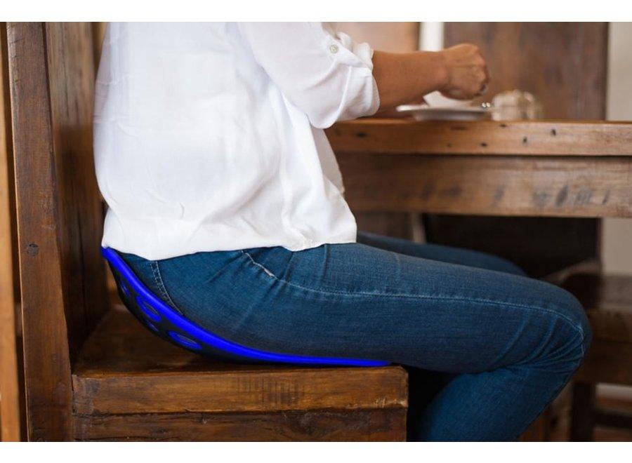 BackJoy Sitsmart Posture plus Bleu