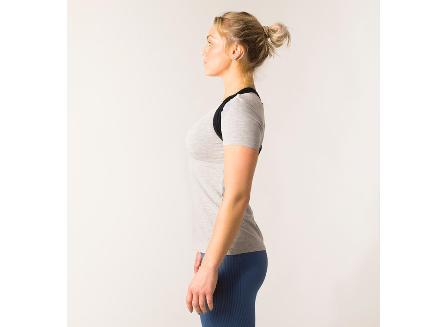 Flexi Posture Brace Black XS