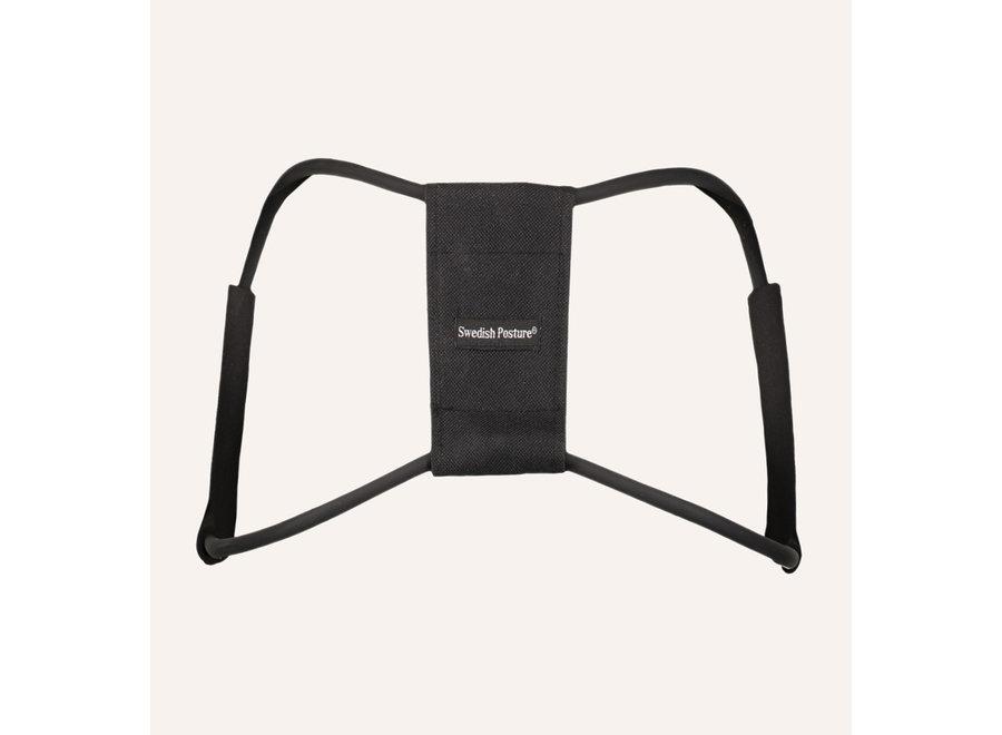 Trainer Exercise Band Resistance  Medium Black