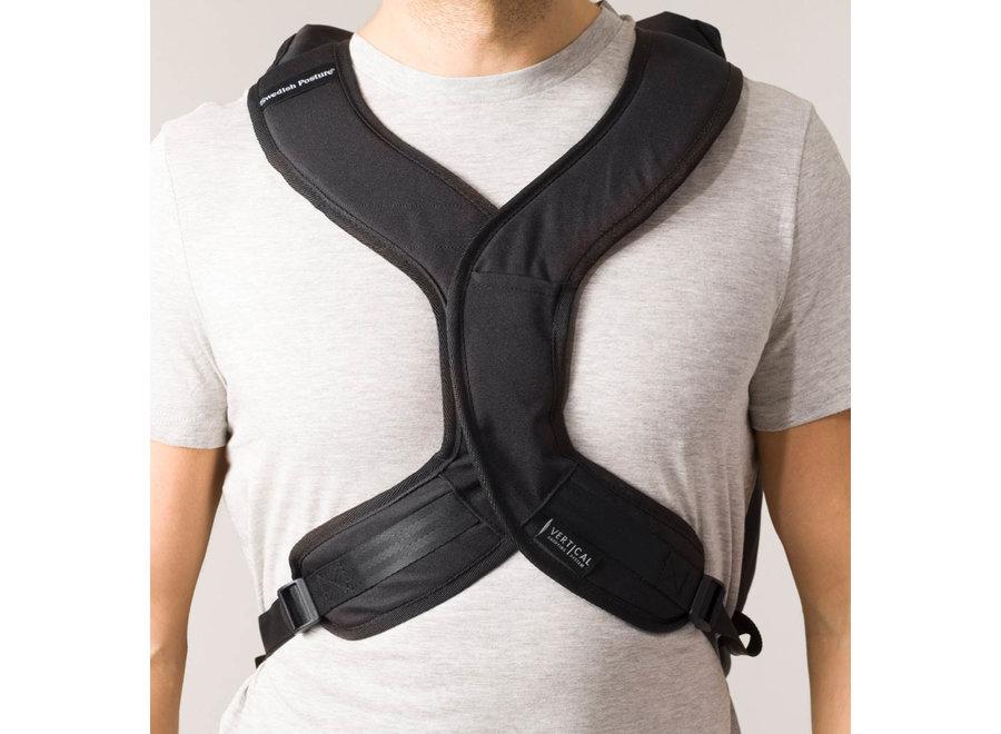 Swedish Posture Vertical Ergonomic Backpack Size L