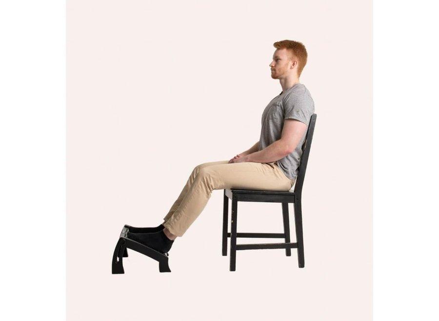 Swedish Posture Footrest with massage